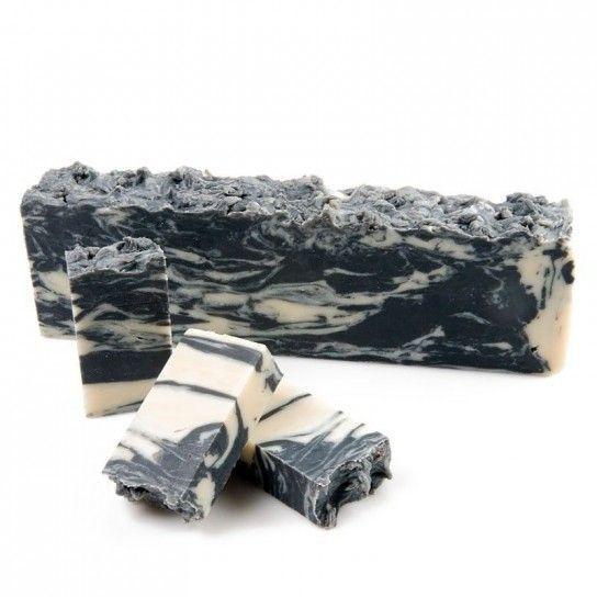 Jabón en barra de lodos marinos