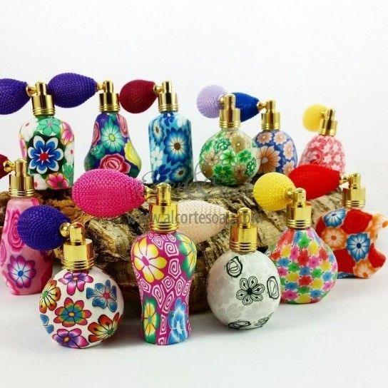 Pack perfumeros pera 10-15ml (5ud)