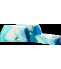 Barra jabón de glicerina Blue Diamond