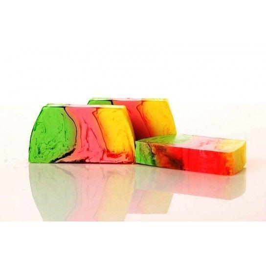 Barra jabón de glicerina Chicle