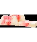Barra jabón de glicerina Frambuesa