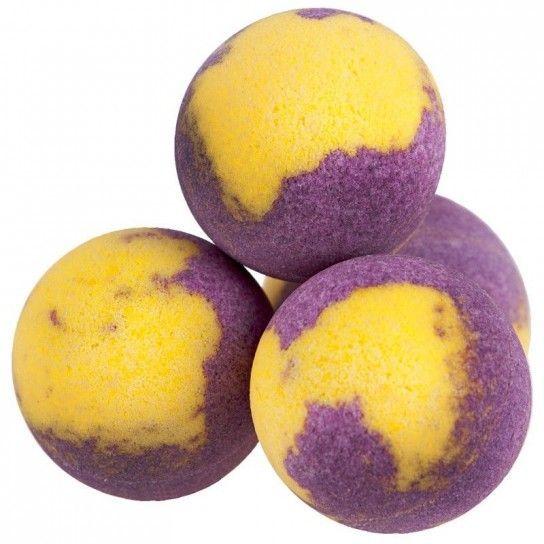 Bola de baño Fruta de la pasión