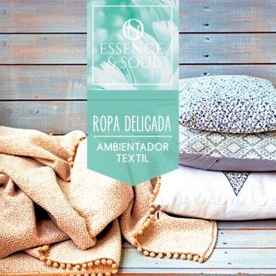 Ambientador textil Ropa Delicada