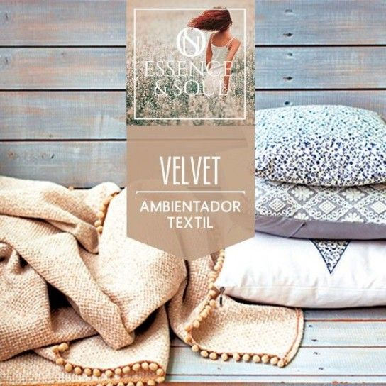 Ambientador textil Velvet