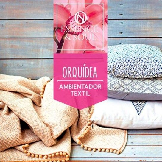 Ambientador textil Orquídea