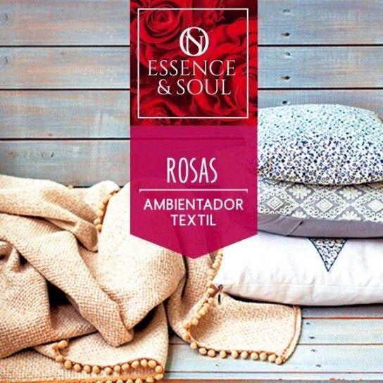 Ambientador textil Rosas
