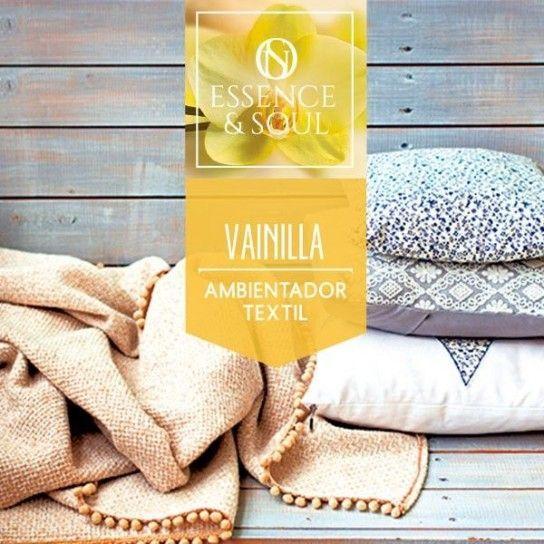 Ambientador textil Vainilla