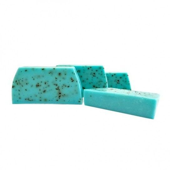Barra jabón de glicerina Algas marinas
