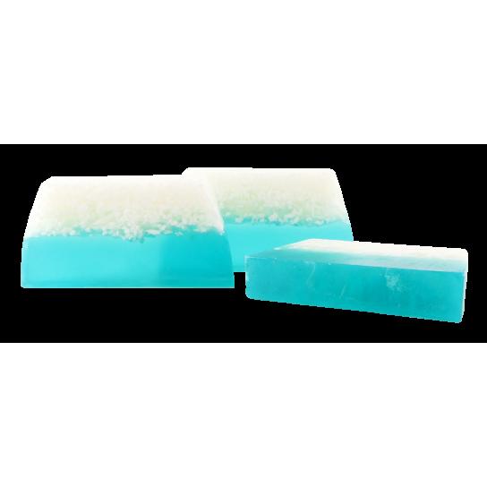 Barra jabón de glicerina Cotton
