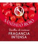 Sándalo Rojo (100 varillas)