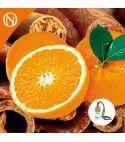Ambientador de coche Canela y Naranja