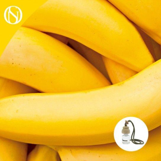 Recarga ambientador coche Plátano