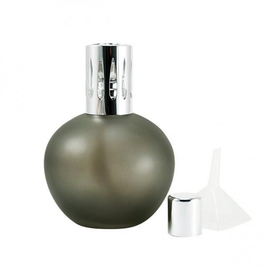 Lámpara catalítica gris ahumado