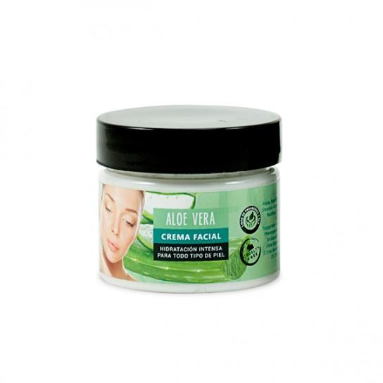 Crema facial artesana (Aloe Vera)