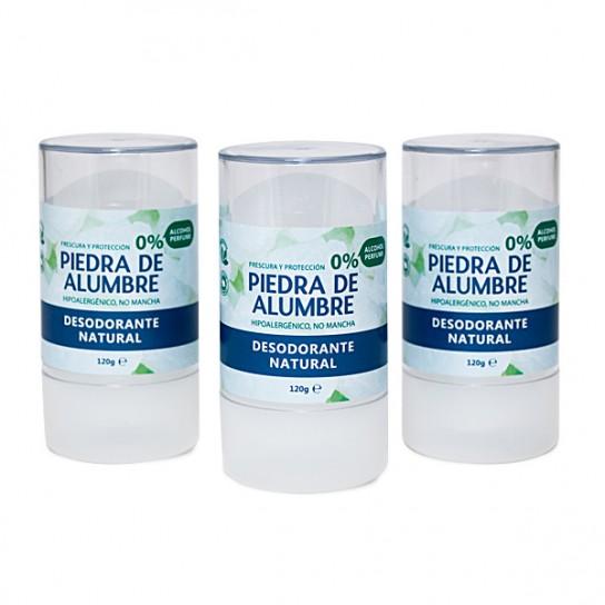 Mineral de alumbre (120gr)