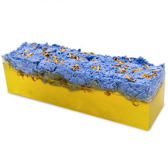 Jabón glicerina artesanal de Azahar
