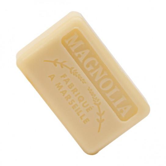 Jabón de Marsella Magnolia (4ud)