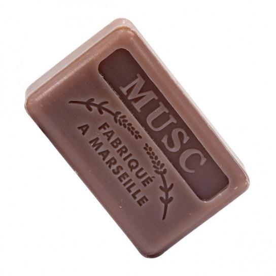 Jabón de Marsella Musc - Almizcle (4ud)
