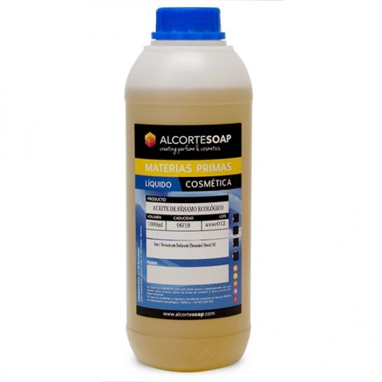 Aceite de Sésmo Ecológico Primera Presión