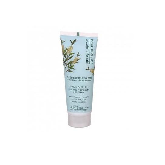 Crema para pies Efecto Desodorante 75ml