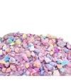 Cosmic Foam Bubbles & Colors