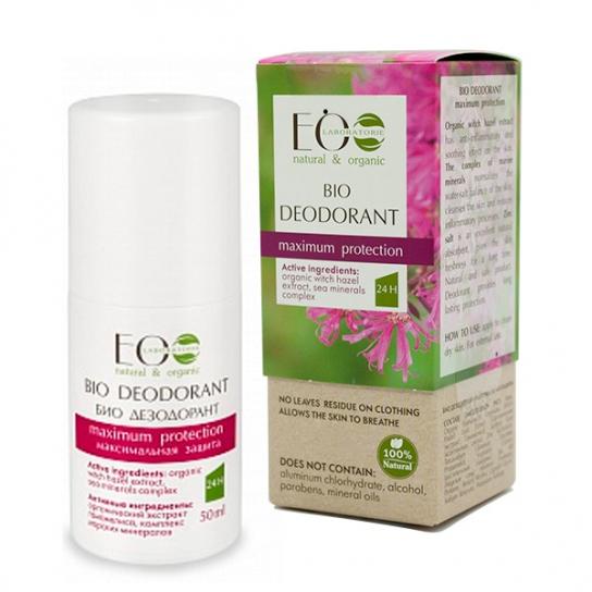 Desodorante Natural Bio - Máxima Protección