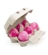 Huevo de baño Frambuesa (6ud)