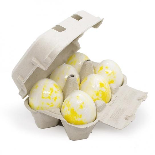 Huevo de baño Limón (6ud)