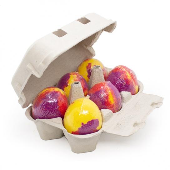 Huevo de baño Freesia (6ud)