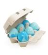 Huevo de baño Blue Diamond (6ud)