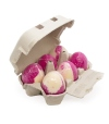 Huevo de baño Grosella (6ud)