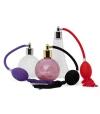 Perfumeros cristal con pera difusora 100ml