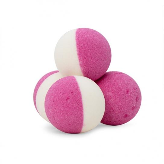 Bola de baño Yogurt de Frambuesa