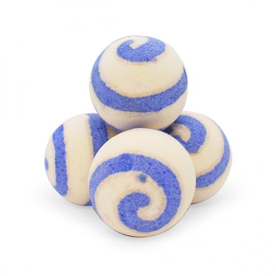 Bola de baño Swirl Grosella