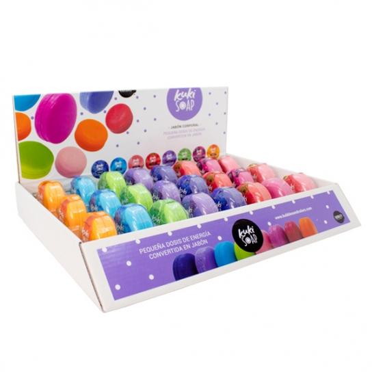 Bandeja Kuki Soap Bubbles & Colors (24ud)