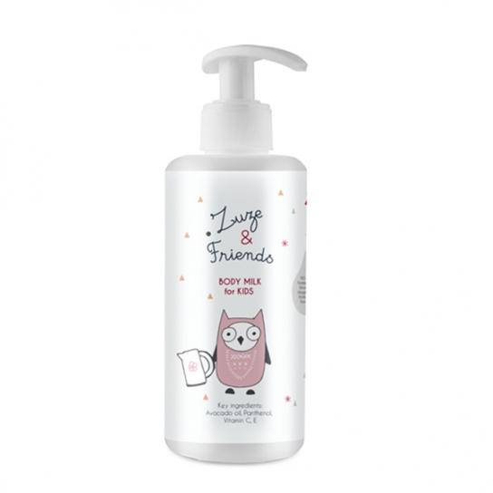 Body Milk para niños Zuze & Friends