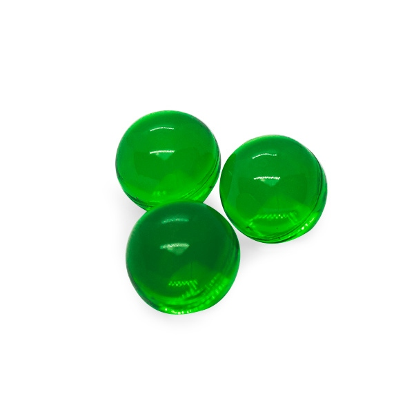 Perla de baño verde oscuro (100ud)