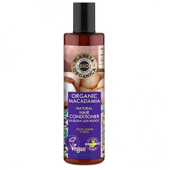 Acondicionador Natural Macadamia Brillo y Resplandor