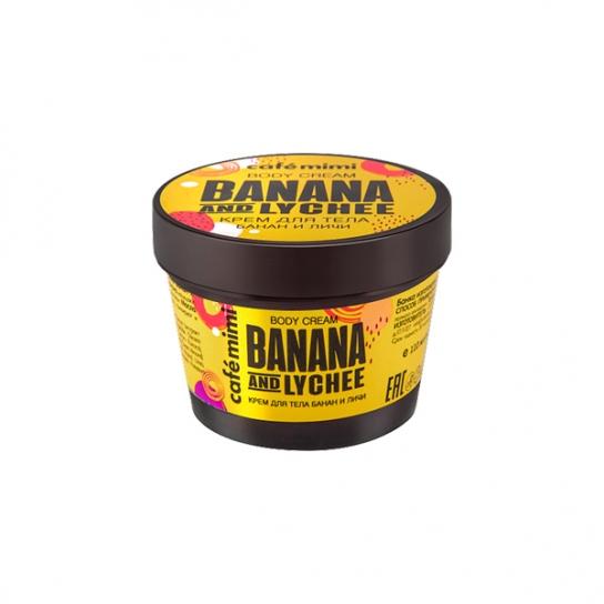 Body Cream Banana y Litchi