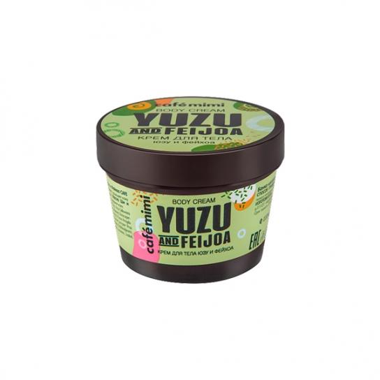 Body Cream Yuzu y Feijoa