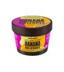 Jabón exfoliante corporal de Banana y Lichi