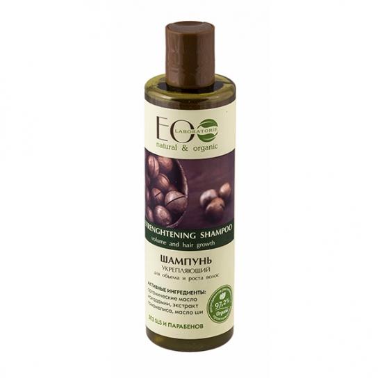 Champú Fortalecedor - Volumen y crecimiento del cabello
