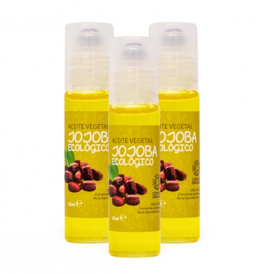 Aceite de Jojoba Ecológico (Roll-On 15ml)