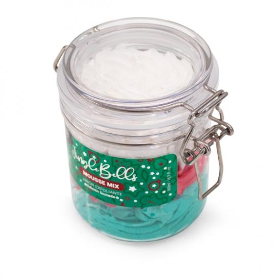 Mousse Mix Jingle Bells - Edición Navidad (500ml)