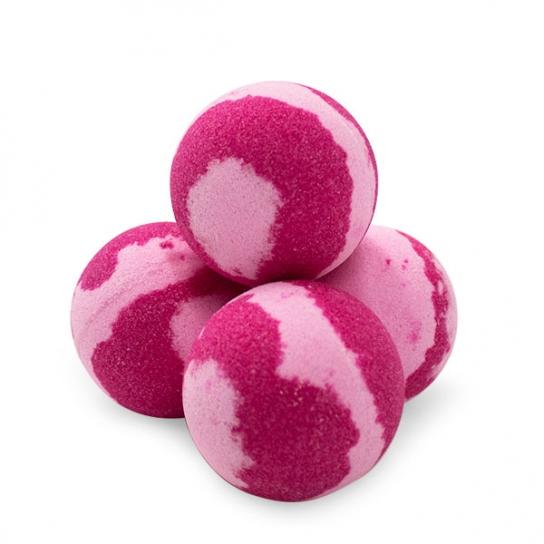 Bola de baño Frambuesa Explosion