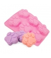 Kit para hacer jabones con forma de Huellas de Perrito