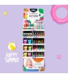 "Expositor Temporada ""Happy Summer 2020"" Bubbles & Colors"
