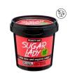 Exfoliante corporal suavizante - Rosa silvestre y azúcar
