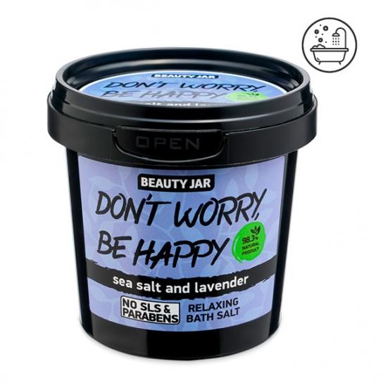 Sales de baño - Don't worry, be happy
