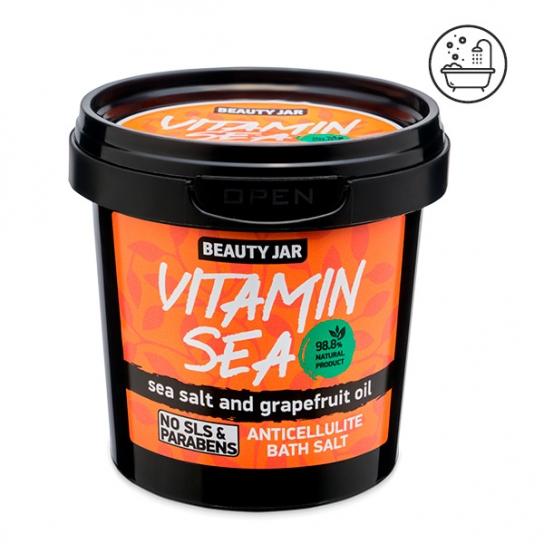 Sales de baño anticelulítica - Vitamin sea